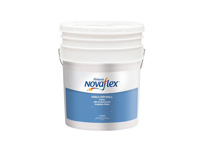 Novaflex Vinilo Tipo 3 Dry Wall Cielos