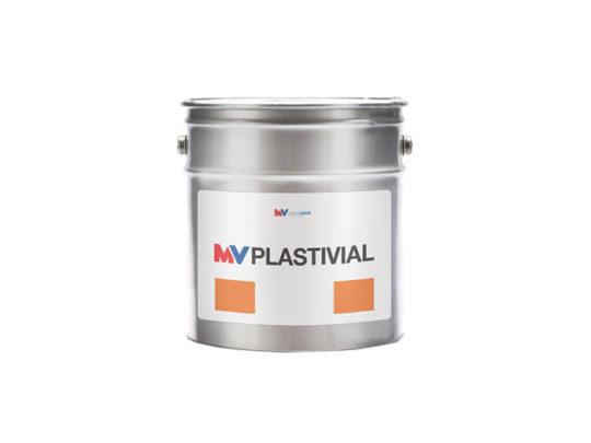 Plastivial Plástico en frio de aplicación manual